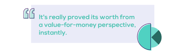 value for money quote