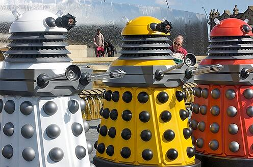 Exterminate: How to obliterate the competition