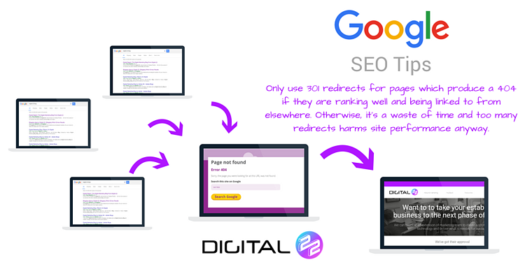 seo tips graphic
