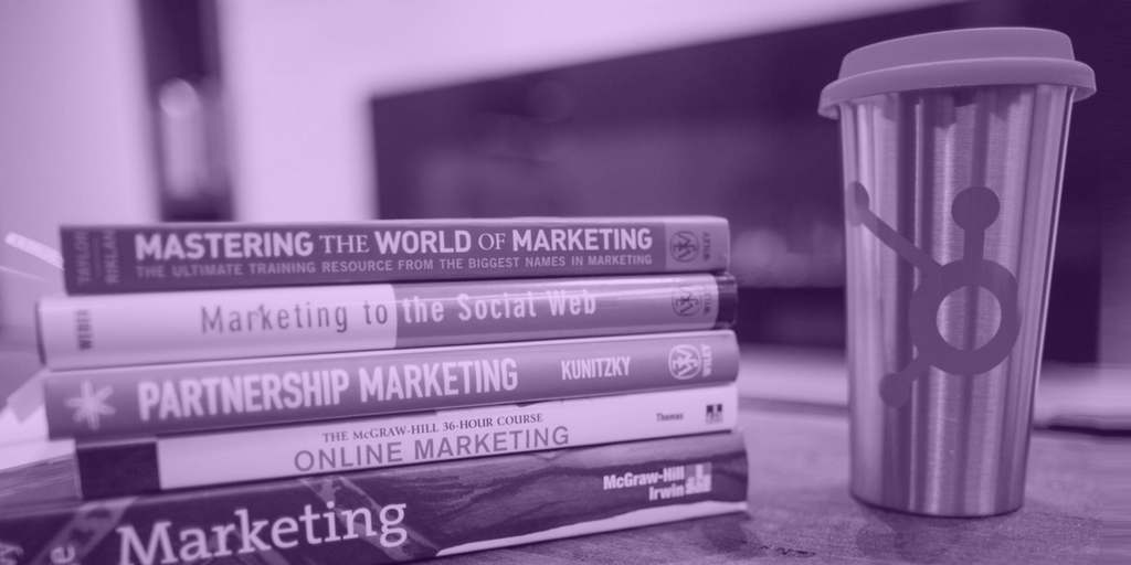 native marketing and inbound marketing books