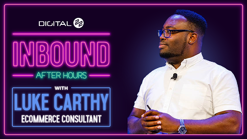 Inbound Influencers Podcast: How to grow your business with eCommerce with Luke Carthy