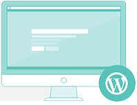 Wordpress CMS Icon