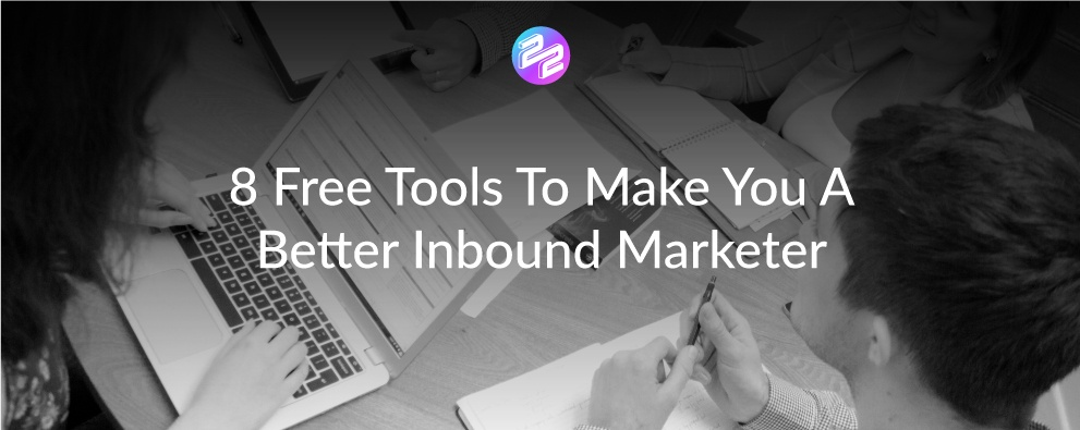 header image free tools to make you a better inbound marketer