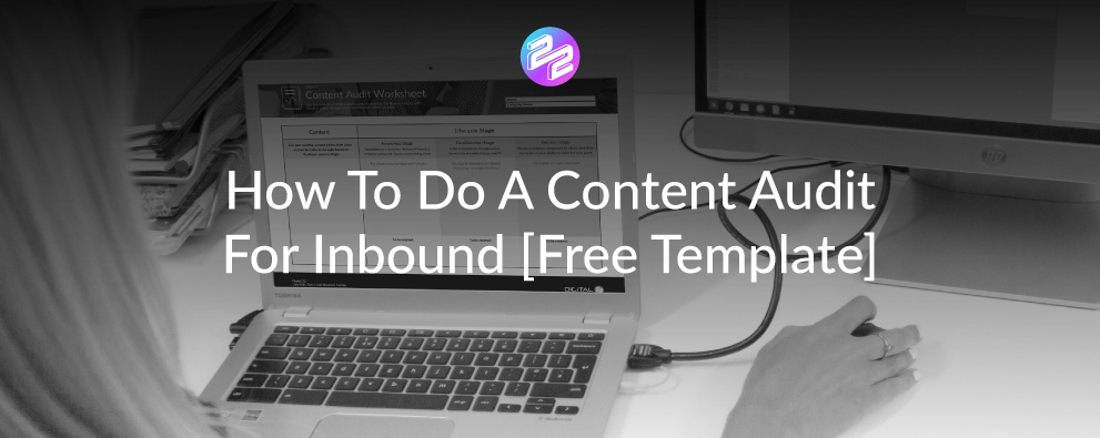 blog header how to do a content audit for inbound