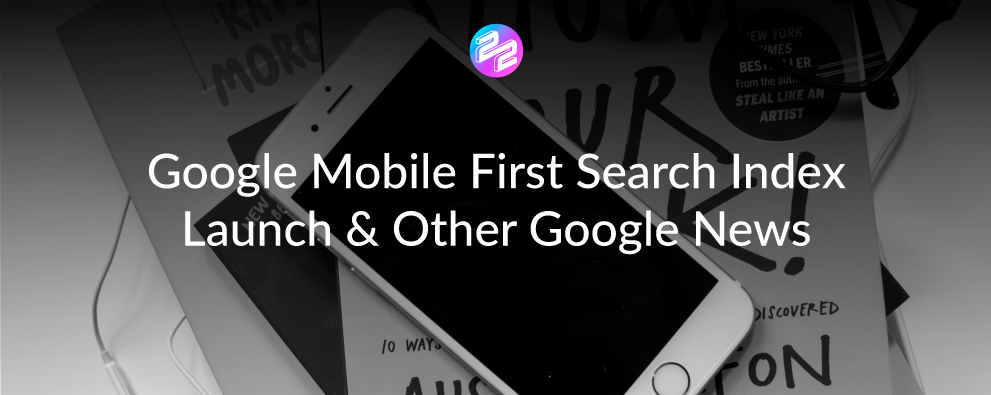 Blog Header google mobile first search