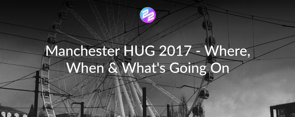 Blog header Manchester HUG 2017