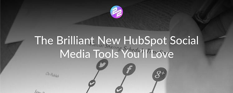 Blog Header Social Media Tools