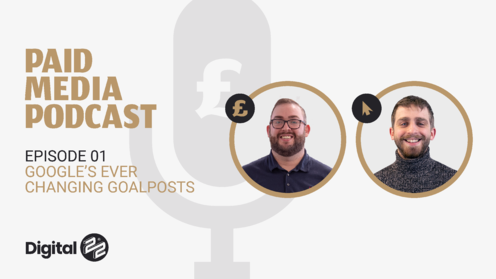 PAID MEDIA PODCAST: Google's ever-changing goalposts