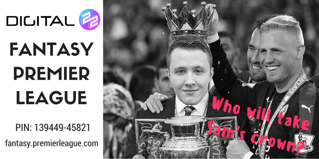 Come And Join Digital 22's Fantasy Premier League