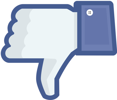 The Facebook dislike button - bad for business?