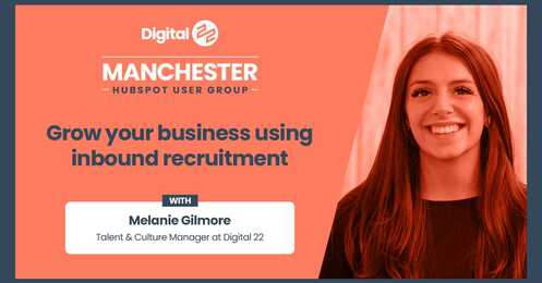 Manchester HUG March 2021: How to recruit the inbound way