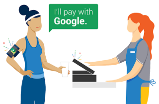 Google To Introduce Hands-Free Payment App Called...Hands Free.
