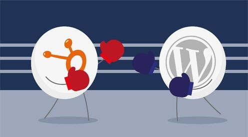 HubSpot Vs Wordpress: Which Is The Best Content Optimization Software?