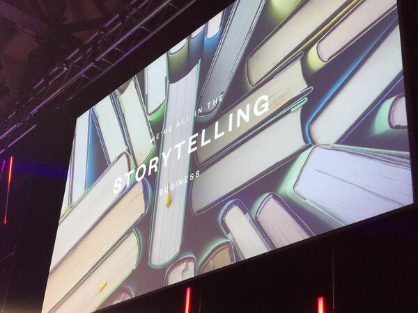 Ryan Deiss on the importance of Storytelling at HYPERGROWTH 19