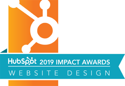 digital 22 hubspot award winners for website design