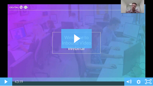 How to drive leads with Inbound Video Marketing [Free Video Webinar]
