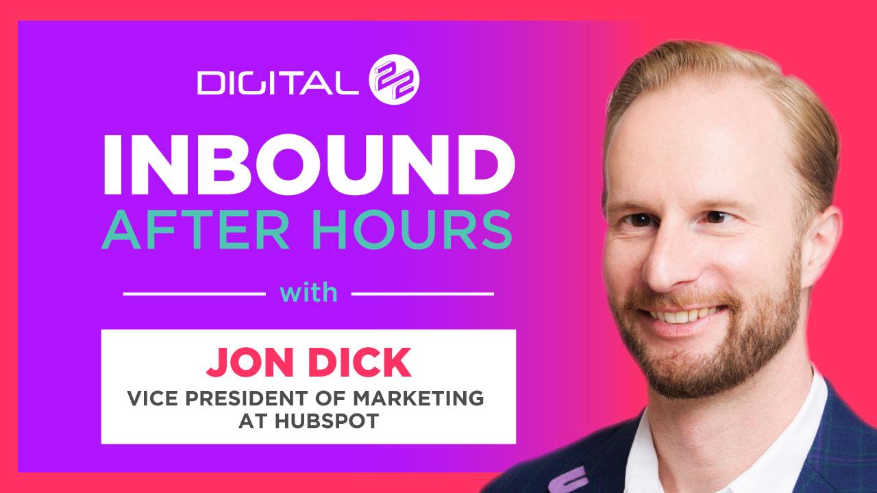 Inbound After Hours Jon Dick