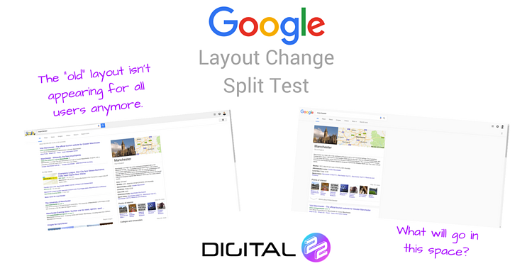 Layout change split test