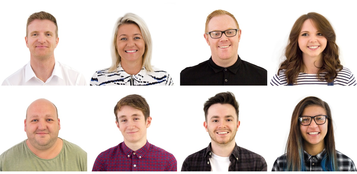The new Digital 22 team members