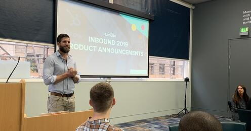 2019 HubSpot product announcements with Alexis Deuwel