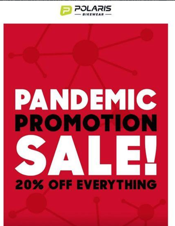 polaris pandemic sale