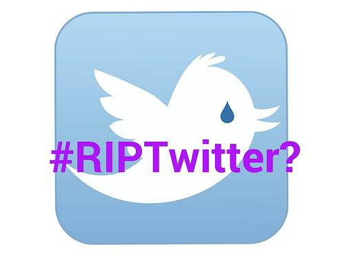 #RIPTwitter: Don't Freak Out About The Twitter Changes; It's Not All Bad