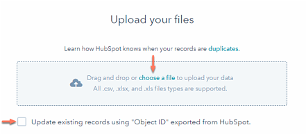 How to import your contacts with HubSpot