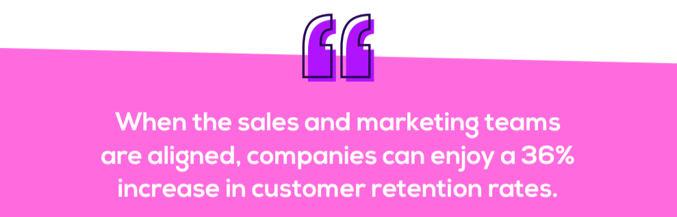 Sales enablement quote