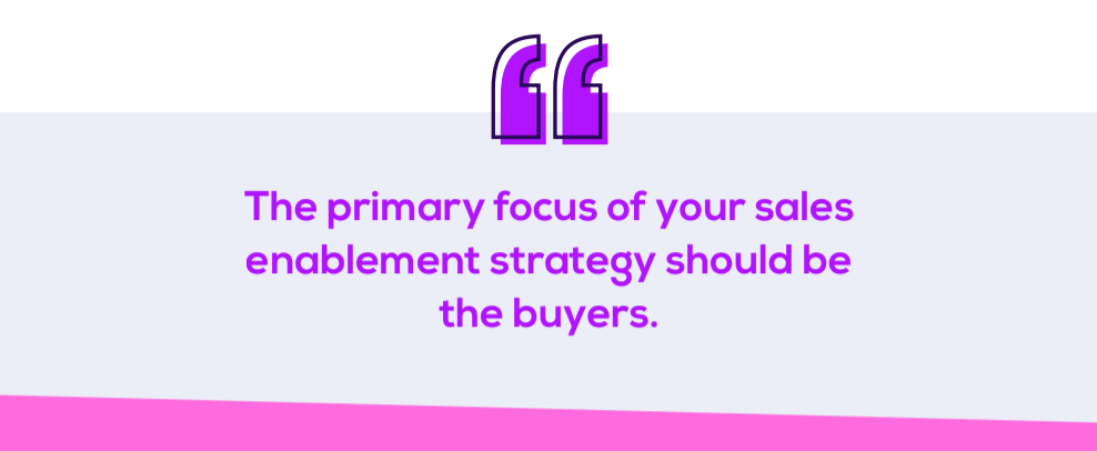 SE quote - Focus should be buyers