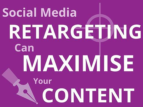 Benefit your tech marketing: Learn how to do social media retargeting