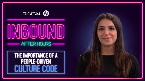 Inbound After Hours: The importance of a people-driven culture code