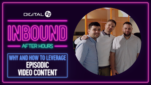 Inbound After Hours: Why and how to leverage episodic video content.