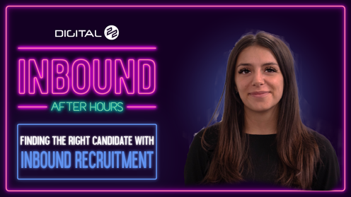 Inbound After Hours: Finding the right candidate with inbound recruitment