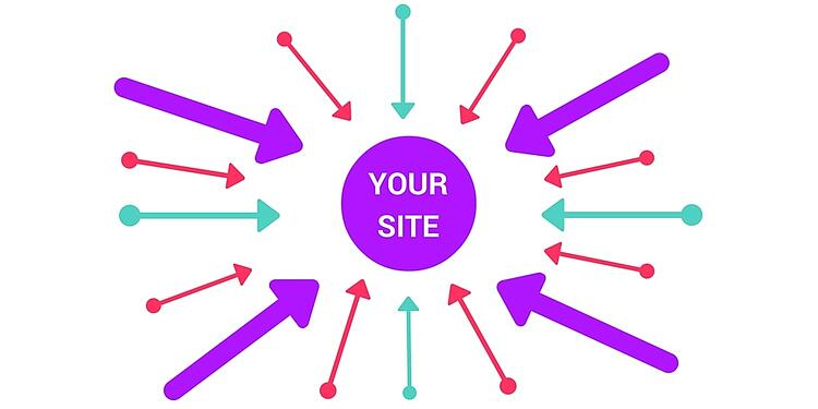 Your site link building