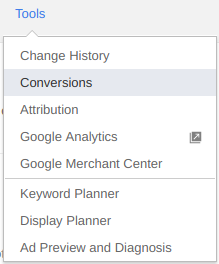 adwords conversion analysis