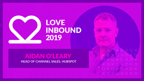 LOVE INBOUND 2019 - The Age of the Buyer with HubSpot's Aidan O'Leary