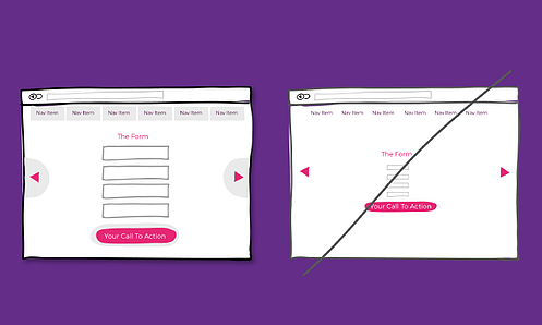 6 CRO Tips For Your Sign-Up Forms