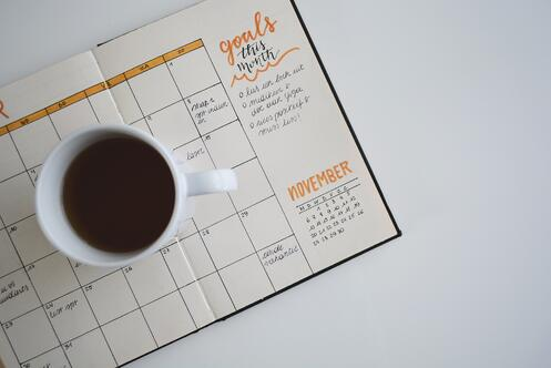 How to make the perfect SMART goals template
