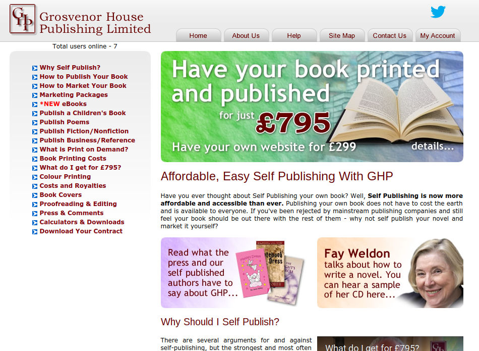 grosvenor publishing