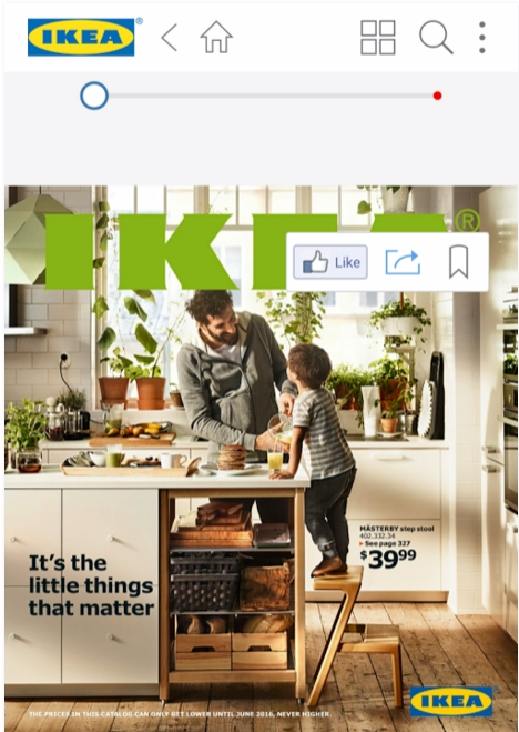 ikea app catalogue
