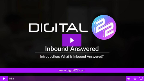 An Introduction To Inbound - Inbound Answered #0 [Intro Video]