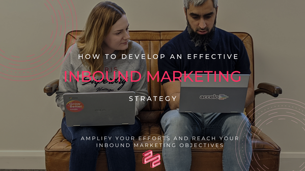 how to develop an effective inbound marketing strategy.