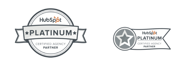 platinum hubspot partner badges