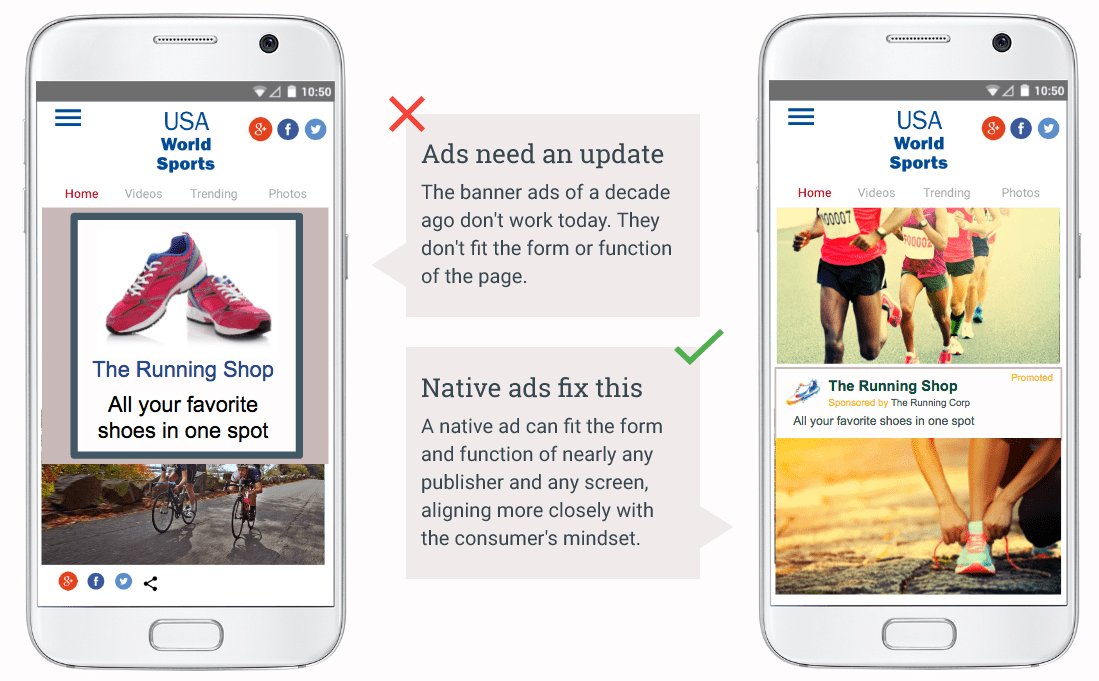 programmatic native advertising mobile