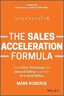 sales acceleration formula mark roberge
