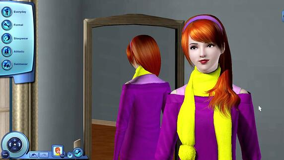 sims image