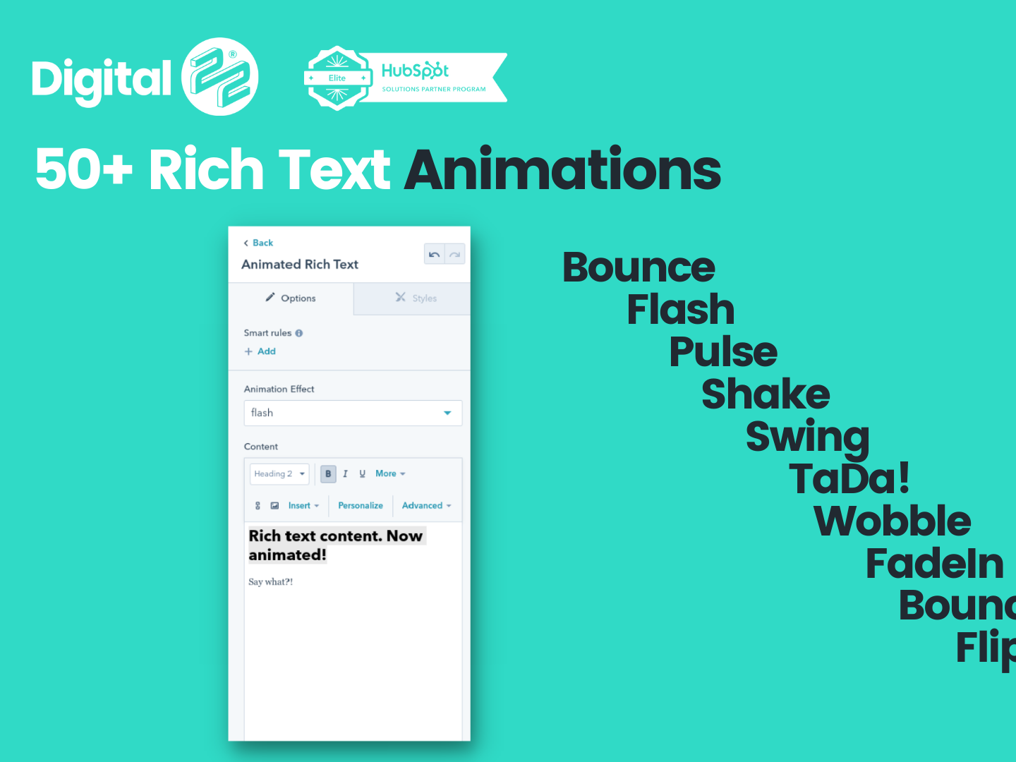 Animated Rich Text
