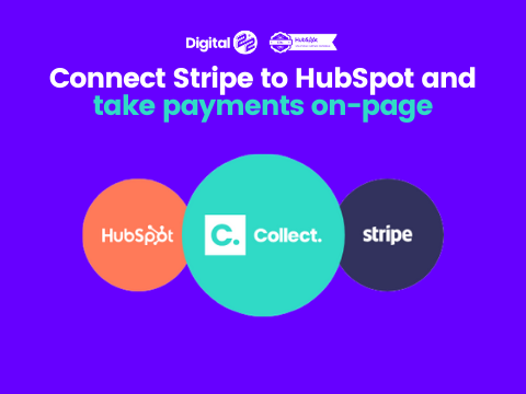 Collect Stripe HubSpot connection