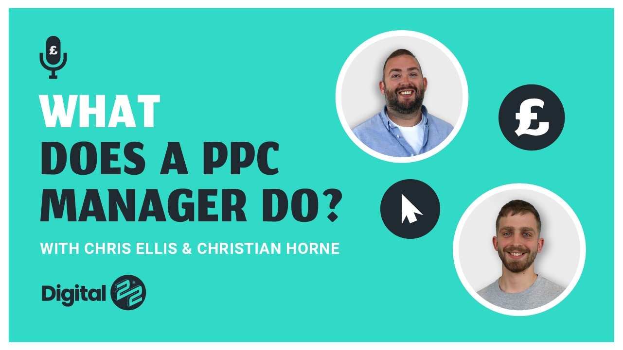 PAID MEDIA PODCAST: What does a PPC Manager do?