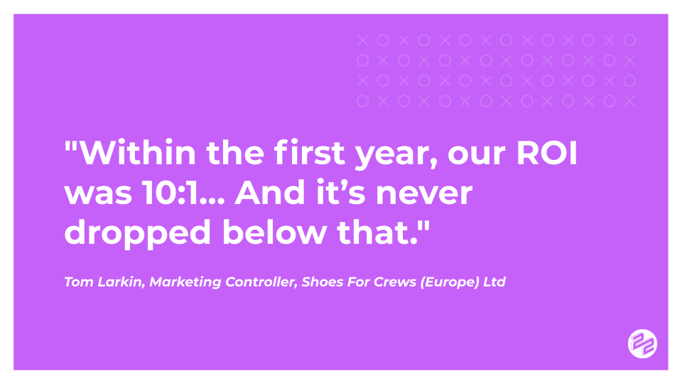 shoes for crews hubspot impact award